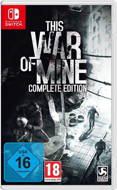This War of Mine: Complete Edition (Switch) für 19,99€ oder für 16,28€ Südafrika (eShop)