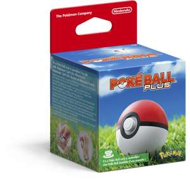 EWD: z.B. Pokéball Plus Controller - 22€ | amiibo Piranha-Pflanze - 12€ | Aufbruch zum Mond (Steelbook) [Blu-ray] - 12€