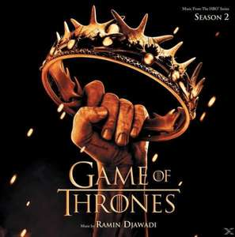 RAMIN DJAWADI - GAME OF THRONES - (VINYL)