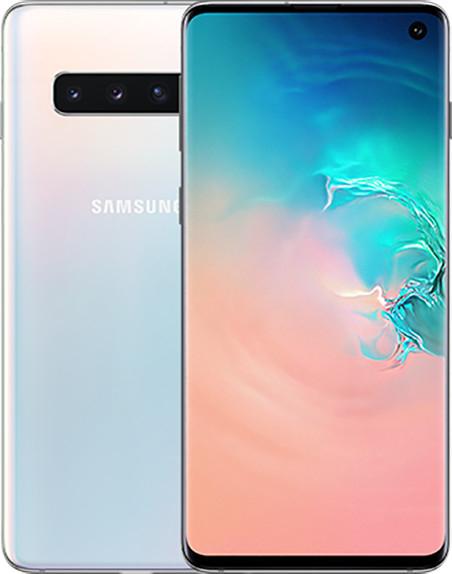 Samsung Galaxy S10 128GB Prism White G973F Neuware für 629,90€ inkl. Versandkosten - über ebayUK für 561,94€ möglich