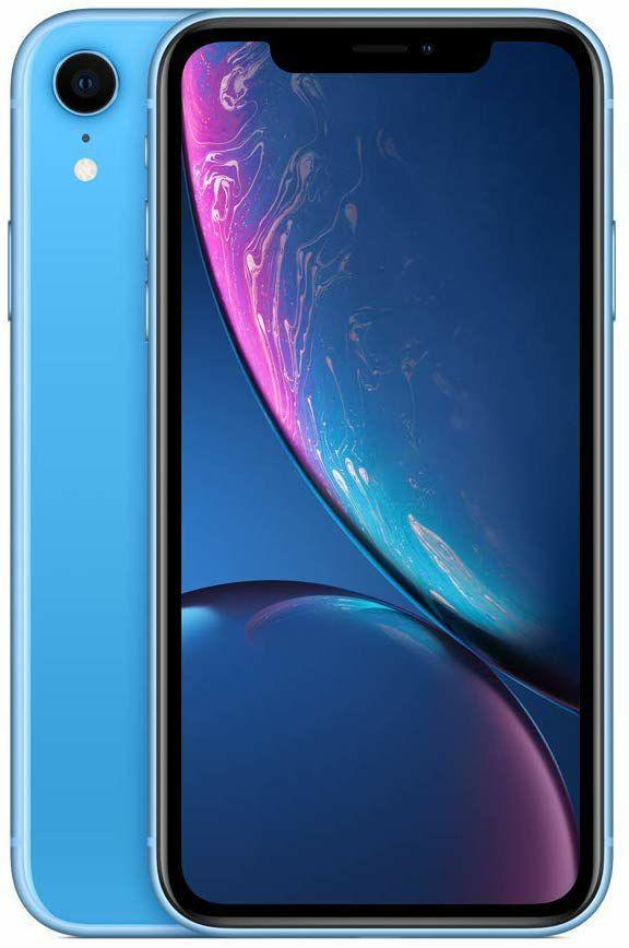 """Apple iPhone XR Smartphone 6.1"""" - 128GB, blau (Amazon.fr)"""