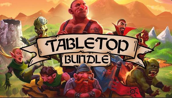 Fanatical Tabletop Bundle (Steam) ab 1€ bei Fanatical