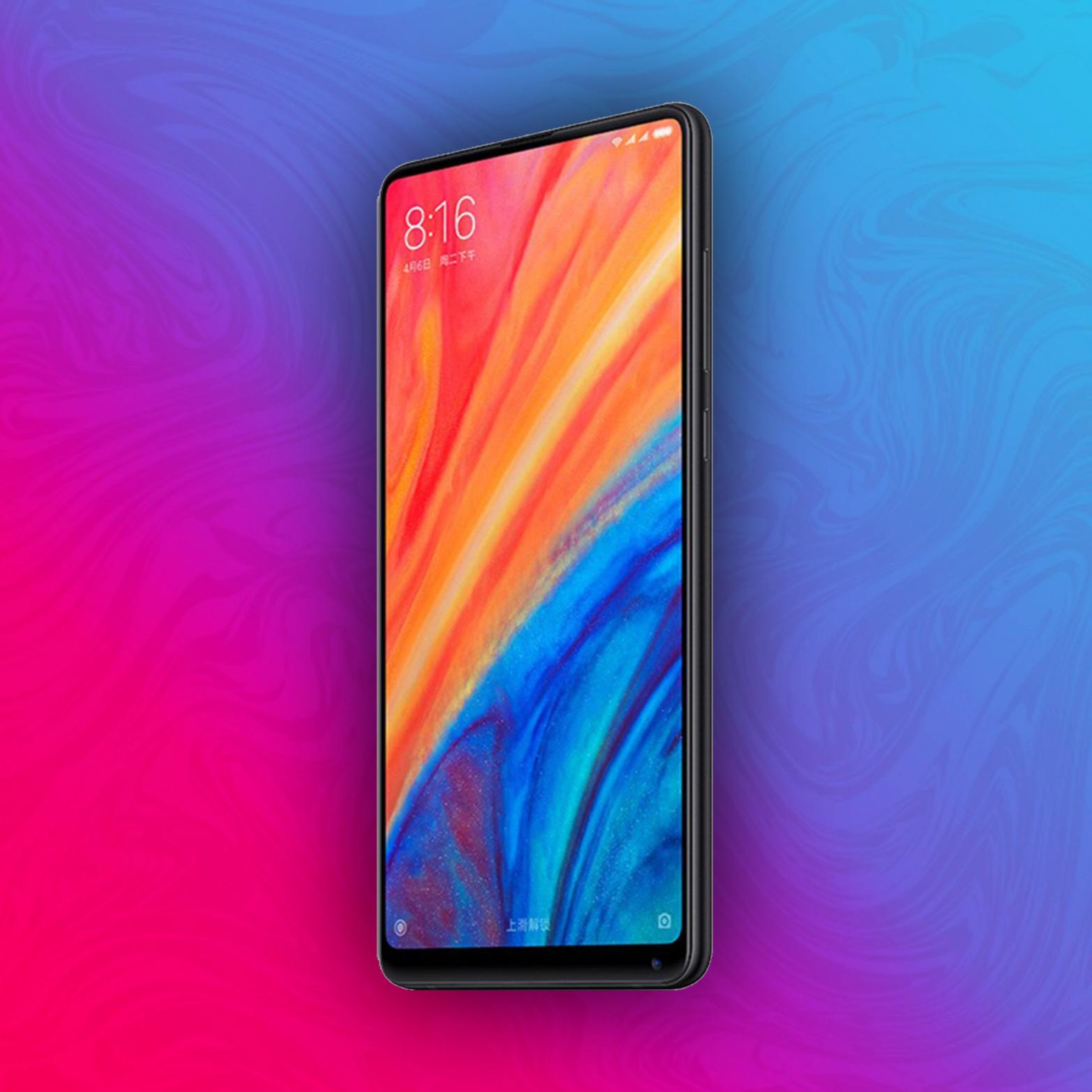 [Beschreibung lesen] Xiaomi Mi Mix 2S 64/6GB - Snapdragon 845 - NFC: Google Pay | Global Version