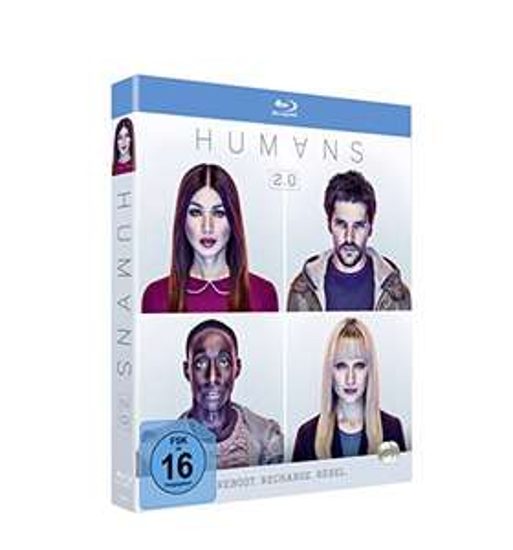 Humans - Die komplette Staffel 2 bei Amazon & Saturn
