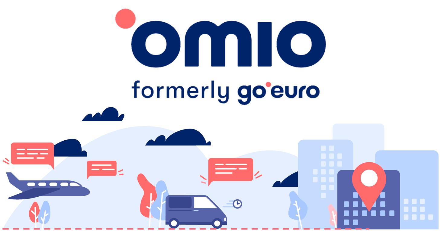 Omio (GoEuro): 10€ Guthaben (40€ MBW) auf Bahn- , Bus- & Flugtickets durch Freunde werben