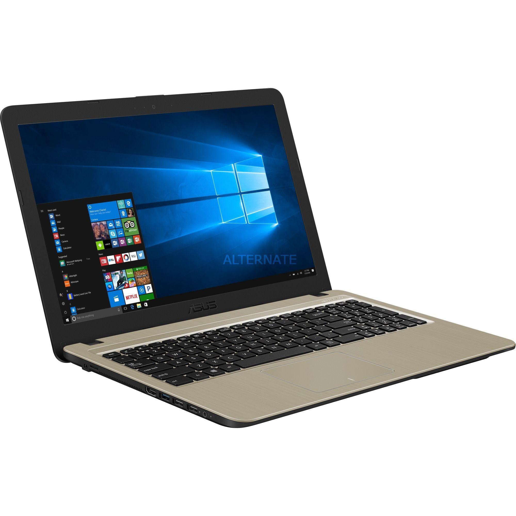 Alternate Notebook-Wochen | Asus F540UA-DM723T | i5, 8GB, 256GB SSD, Win 10