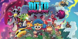 The Swords of Ditto: Mormo's Curse (PS4)
