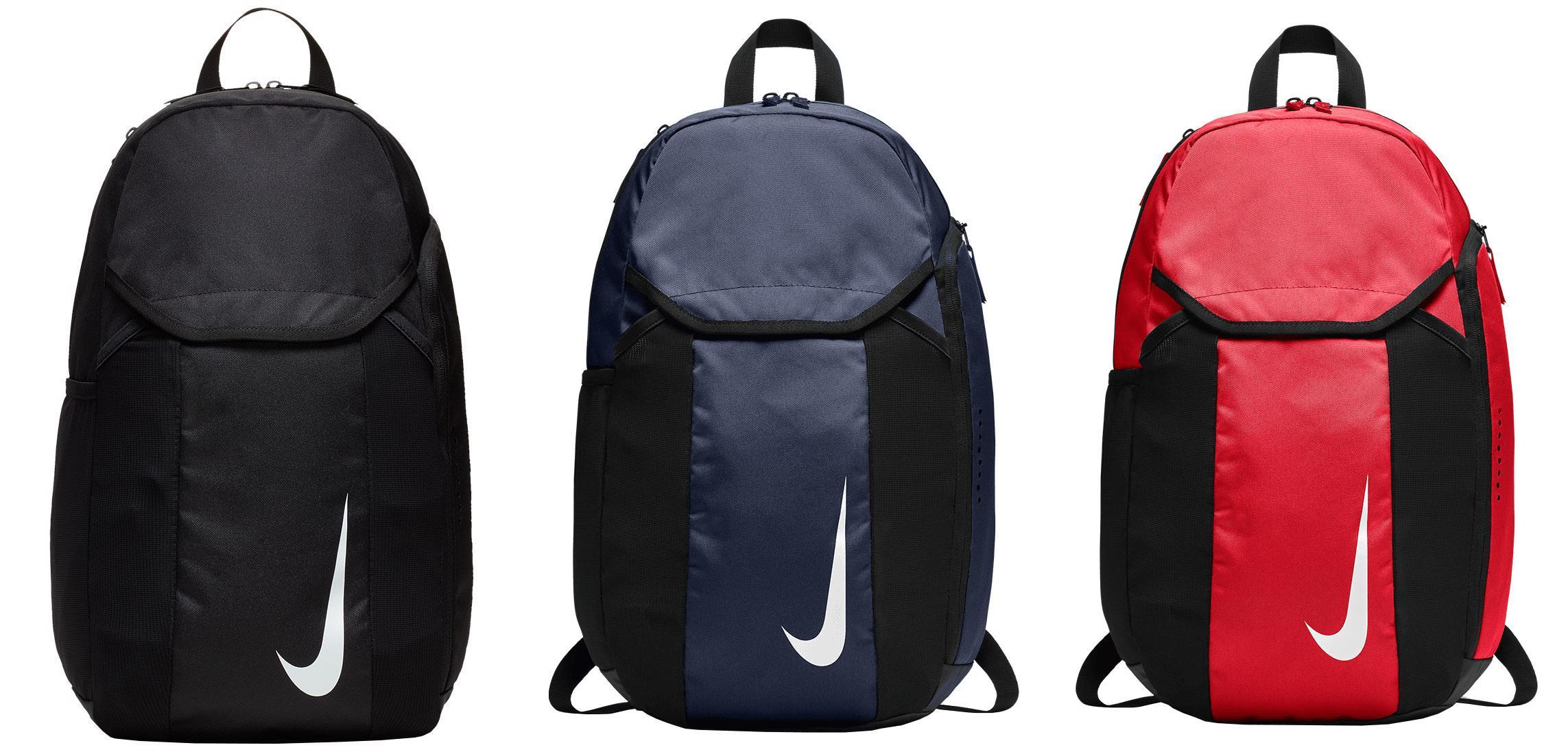 Nike Rucksack Team Club in 3 Farben