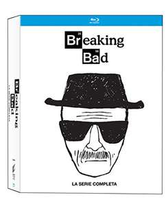 [Amazon.es] Breaking Bad (White Edition) - Komplette Serie - Blu-ray nur OT