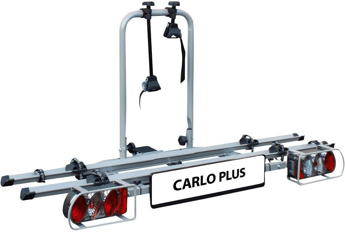 Eufab Fahrradheckträger Carlo Plus 11439 für 2 Fahrräder für 89,45€ inkl. Versandkosten