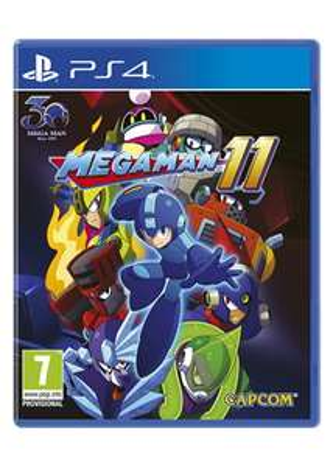 [base.com] Mega Man 11 (PS4)