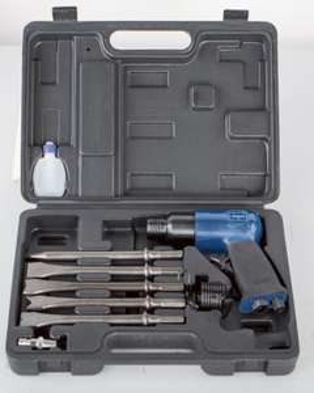 Scheppach Druckluft-Meisselhammer SET im Koffer für 17,44€ inkl. Versandkosten