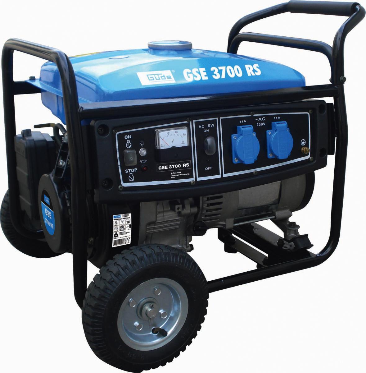 Güde Stromerzeuger GSE 3700 RS für 179,25€ [Norma24]