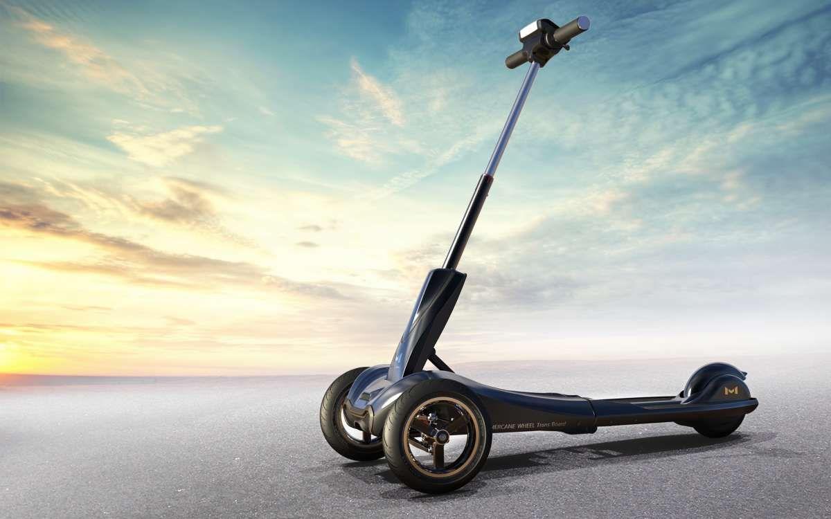 EYCOS iBoard One X2 E-Trike