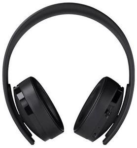 Sony PlayStation Gold Wireless Headset 7.1 - schwarz (Ebay)