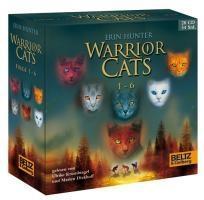 Erin Hunter Warrior Cats Staffel 1 oder Staffel  2 Audio-CD  je. 34,95 €