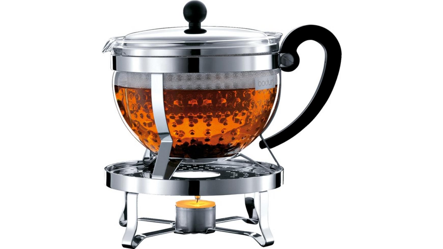 "bodum Tee-Set ""Chambord"" (1,3 L) [MÜLLER]"
