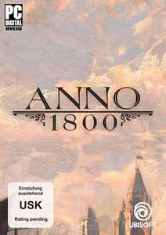 ANNO 1800 für 44,99€