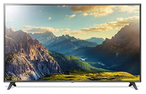 LG 75UK6200PLB UHD TV (Flat, 75 Zoll, UHD 4K, SMART TV, ThinQ webOS 4.0)