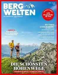 (abo24) Jahresabo des Bergwelten Print Magazin + Add-on Focus Digital Jahresabo. Keine Kündigung notwendig