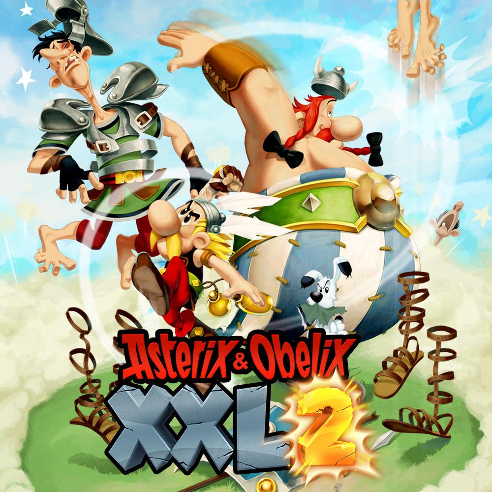 Asterix & Obelix XXL 2 (Switch) für 19,99€ oder für 16,86€ Mexiko (eShop)