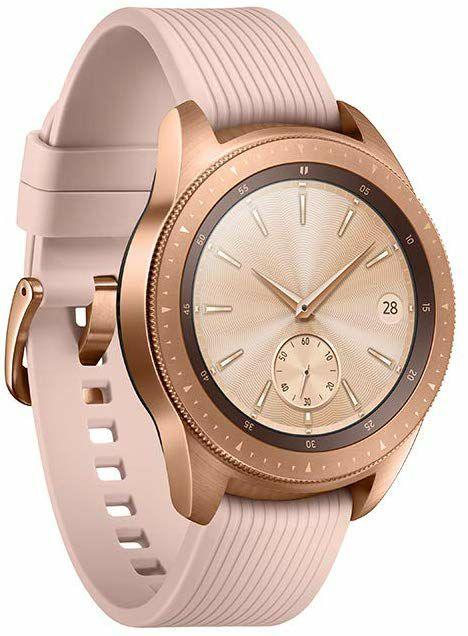 Samsung Galaxy Watch R810 SmartWatch - 42mm, rose gold (Amazon UK)