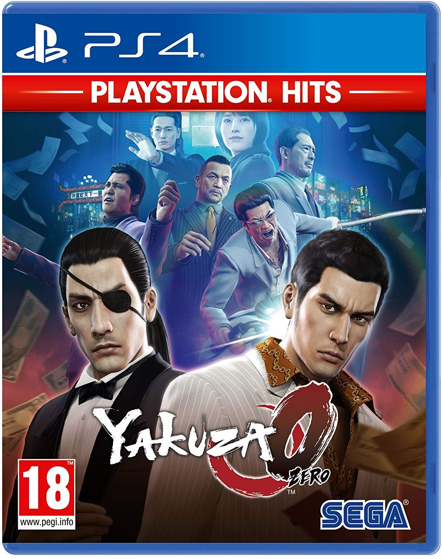 Yakuza Zero (PS4) für 13,45€ (ShopTo)