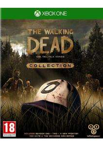 The Walking Dead: The Telltale Games Series Collection (Xbox One) für 16,31€ (Base.com)