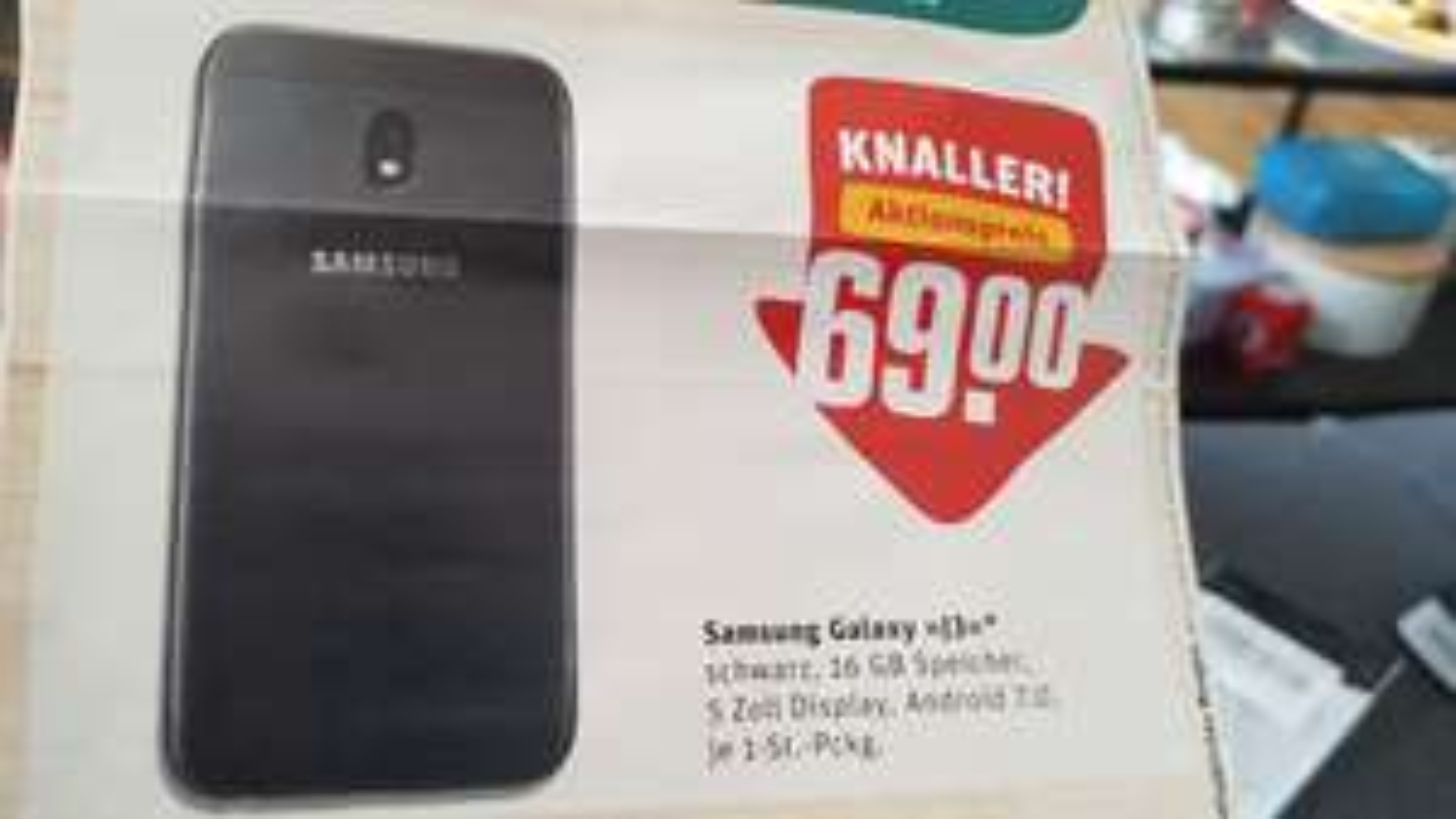 [Lokal Bruchsal] Samsung Galaxy J3