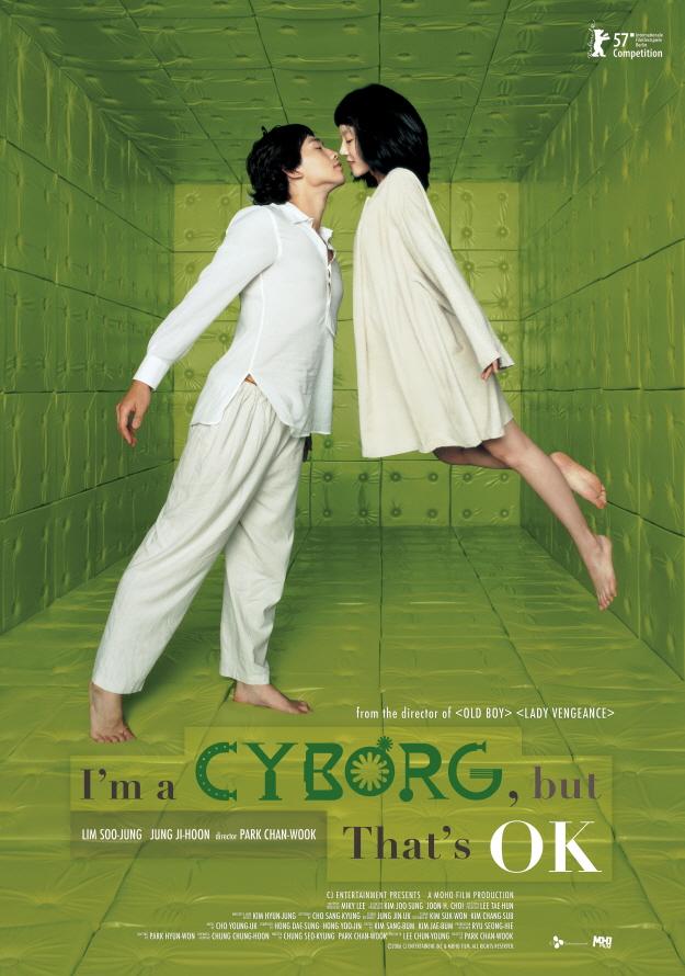 I'm a Cyborg, But That's OK (2006) - kostenlos im Stream (싸이보그지만 괜찮아)