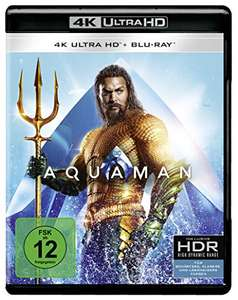 [Amazon Sammeldeal] Amazon 5 für 3 Aktion - z.B. Auqaman 4K Ultra HD (4K Ultra HD Blu-ray + Blu-ray) für 13,00€ (Amazon Prime)