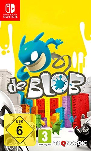 De Blob (Switch) für 13,63€ (Amazon Prime)