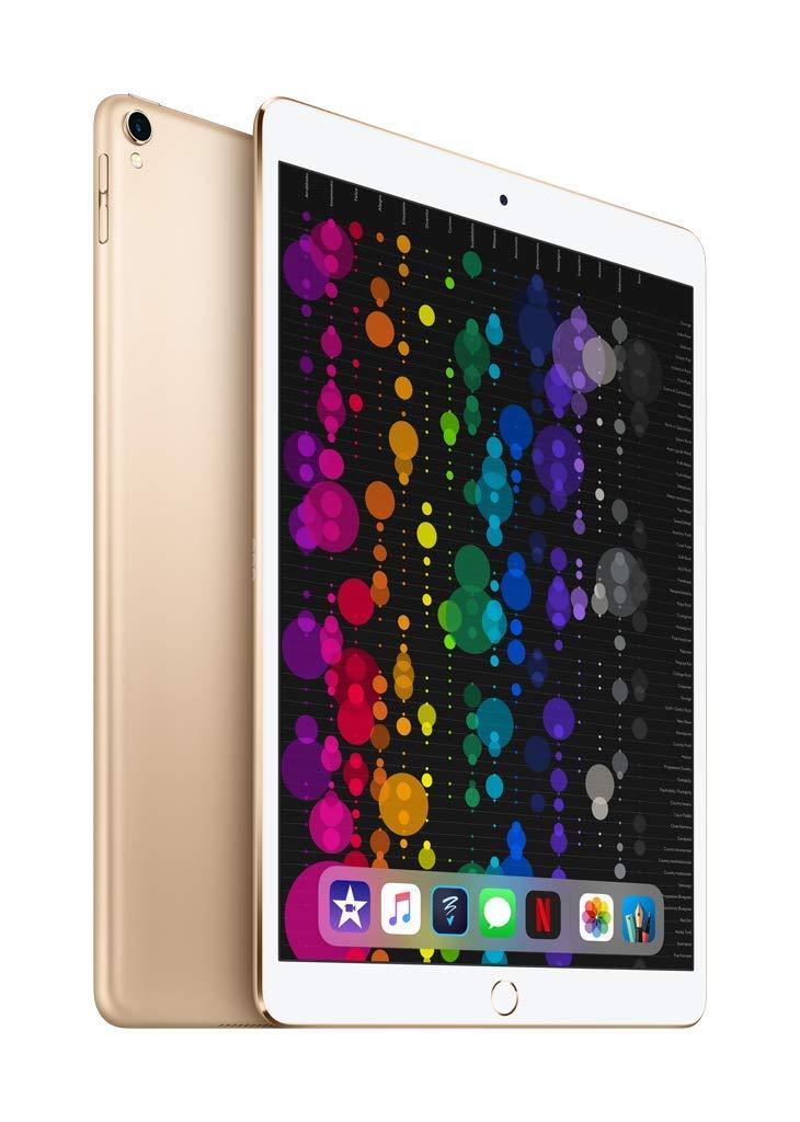 """iPad Pro 10,5"""" Wi-Fi + Cellular 64GB - Gold"""