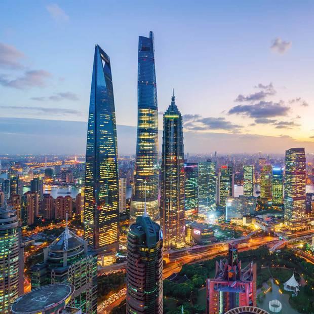 Flüge nach China (Shanghai, Peking) (Direktflug) inkl. Gepäck Hin und Zurück nonstop von Brüssel (Juni - Dezember) ab 394€
