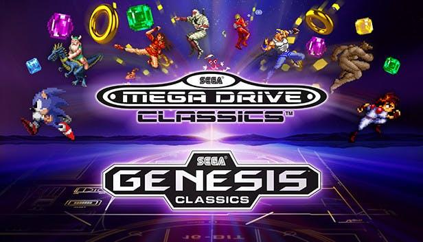 SEGA Mega Drive & Genesis Classics (Steam) für 6,75€ (Fanatical)