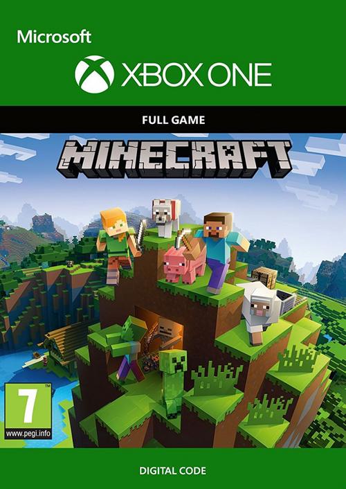 Minecraft (Xbox One Digital Code) für 7,99€ (CDkeys)