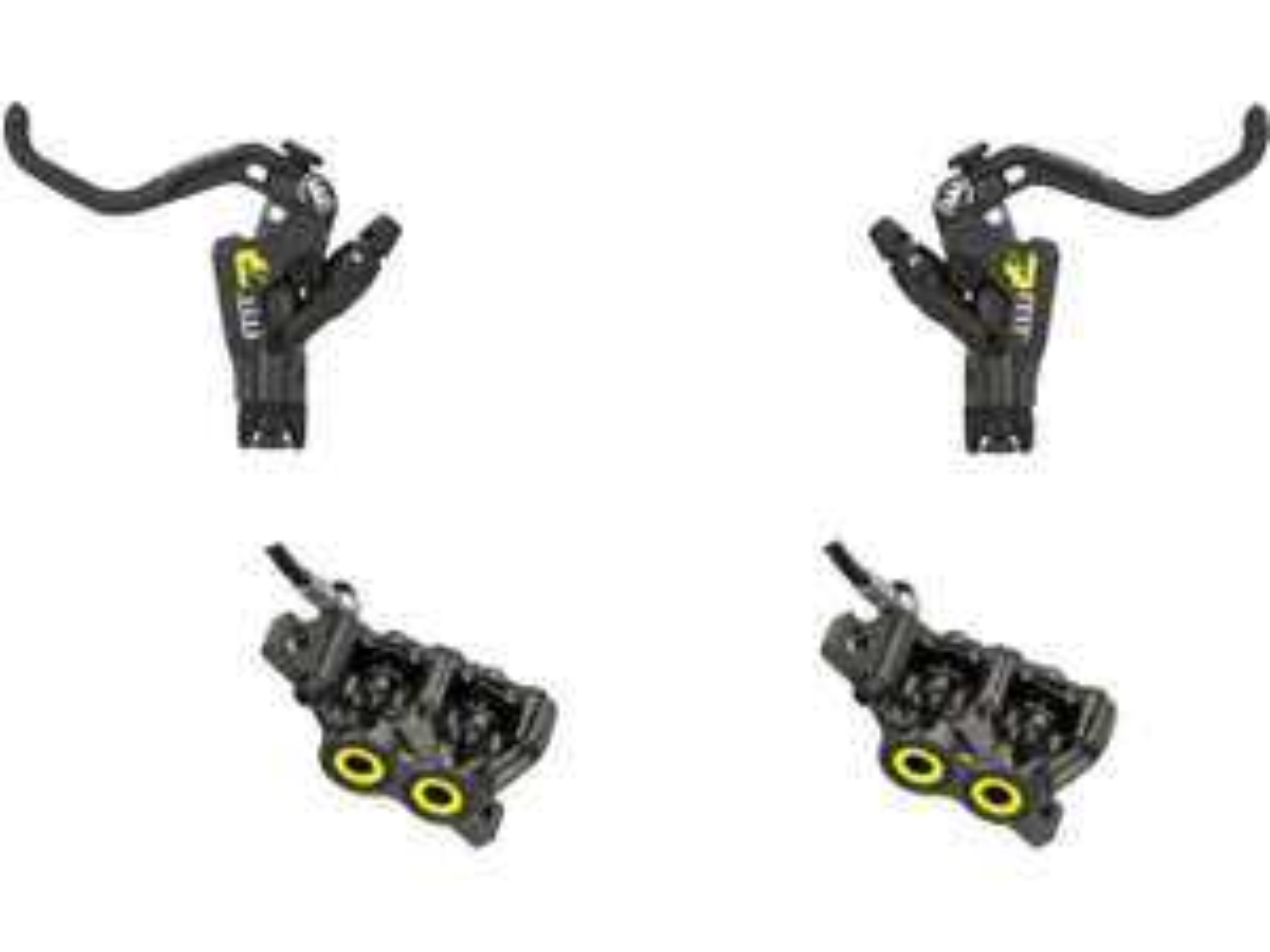 Magura MT7 Pro HC Carbotecture® v+h Set Scheibenbremse