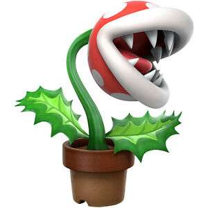 Amiibo Piranha-Pflanze oder Inkling (Super Smash Bros.) für je 11,16 € @ Ebay (Saturn)