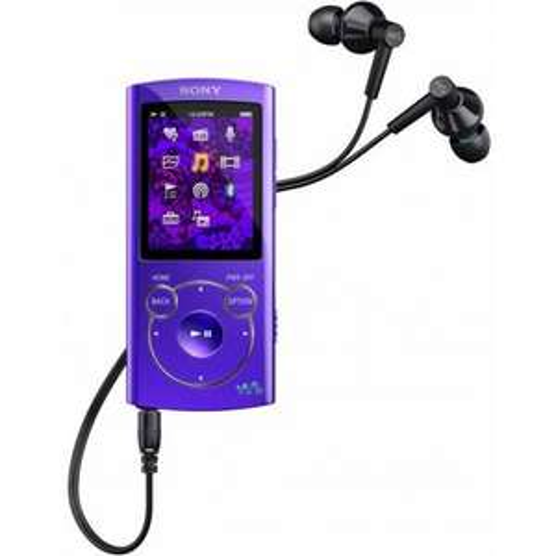 Sony USB-mp3-Player (8 GB) mit Radio-Tuner [Refurbished]