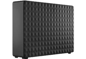 "Seagate Expansion Desktop 6TB 3.5"" Festplatte für 99€ [Saturn + MediaMarkt + Amazon]"
