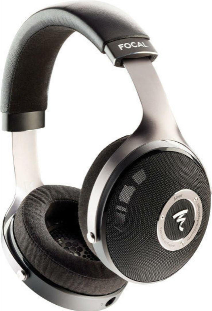 Focal Elear Offener Kopfhörer mit Magnesium-Membran, Chassis 40mm, Impedanz 80 Ohm (Headphones.com)