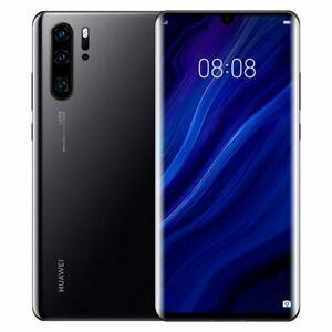 Huawei P30 Pro 8GB 128GB Black Dual Sim