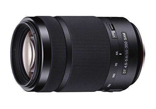 Sony SAL-55300 Tele-Zoom Objektiv (DT SAM, 55-300 mm, F4,5-5,6, APS-C, A-Mount) für 225€ inkl. Versandkosten
