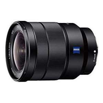 Sony SEL-1635Z Zeiss Weitwinkel-Zoom-Objektiv 16-35 mm, F4, OSS @amazon.it