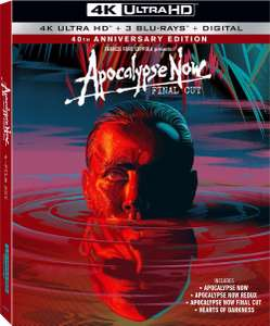 Apocalypse Now / Limited 40th Anniversary Edition / 4K Ultra HD