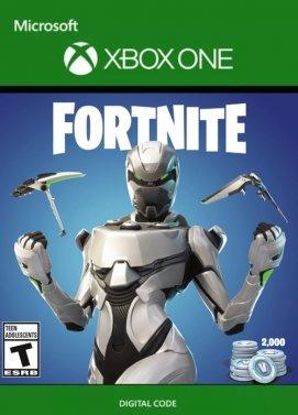 Fortnite EON SKIN Bundle für XBOX One + 2000 V-Bucks