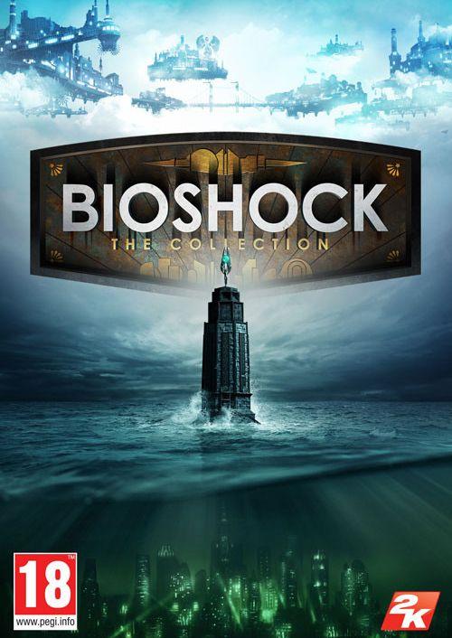 BioShock: The Collection (Steam) für 8,59€ (CDkeys)