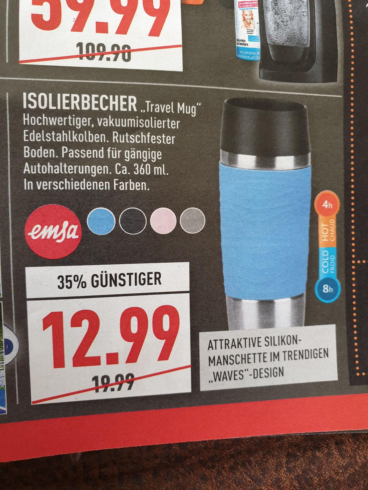 Emsa Travel Mug 360ml bei Marktkauf Nordhorn (Bundesweit?)