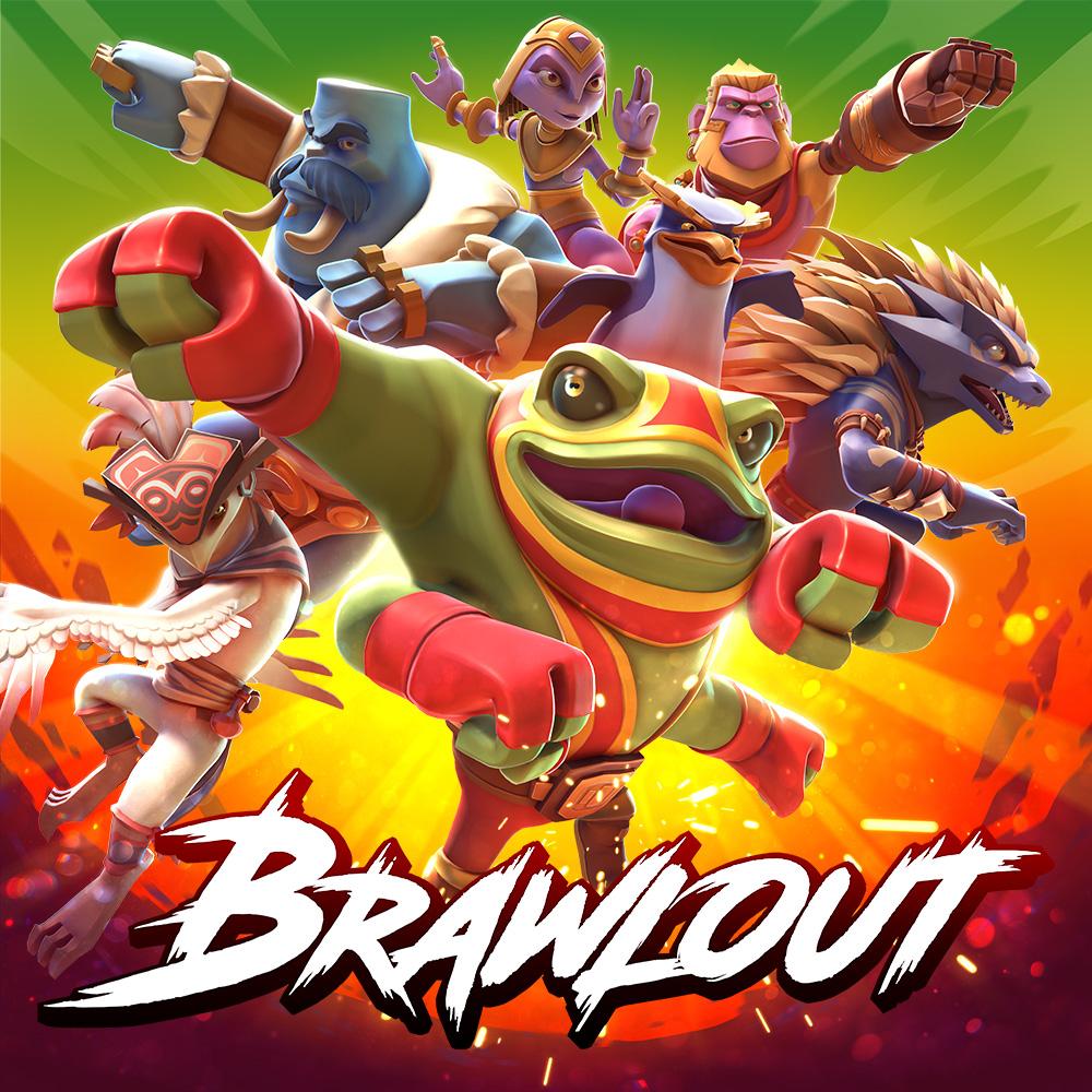 Brawlout (Switch) für 9,99€ oder für 8,05€ Südafrika (eShop)