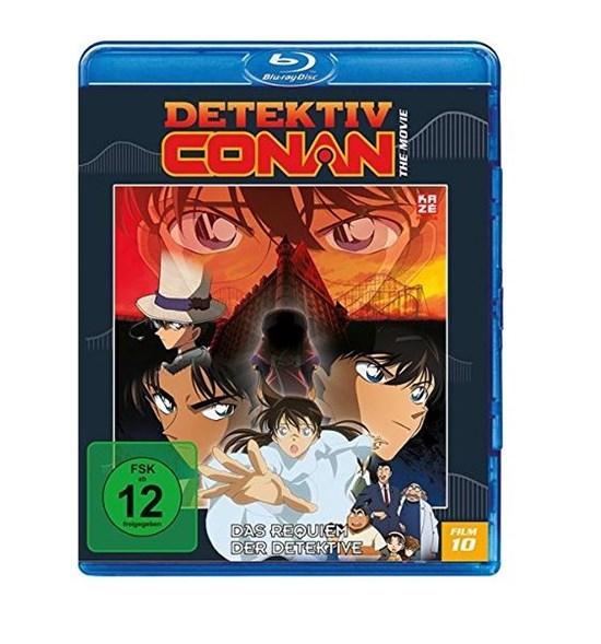 Detektiv Conan - Das Requiem der Detektive (Blu-ray) für 11,96€ (GameStop)